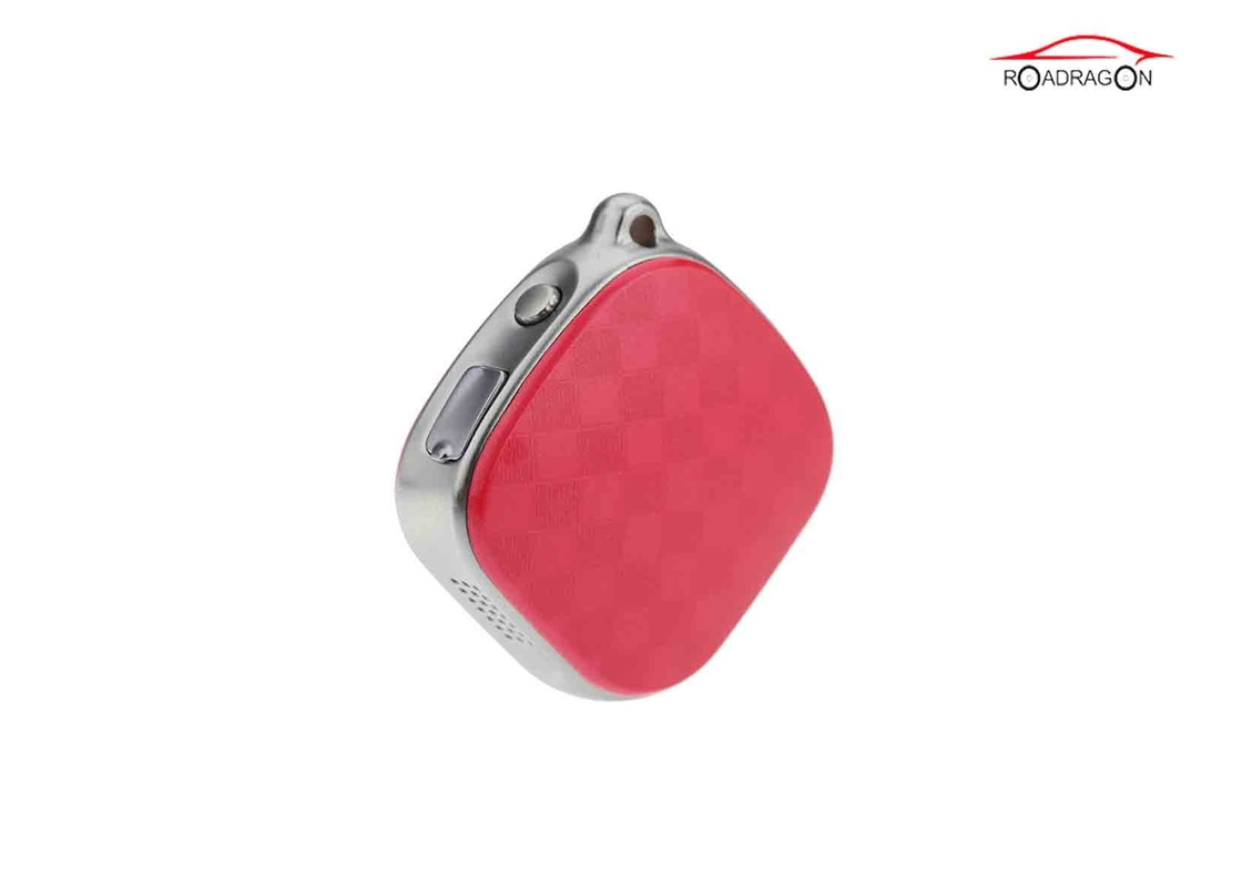 Mini Size Personal Safety GPS Tracking Devices SOS Emergency Button Free App