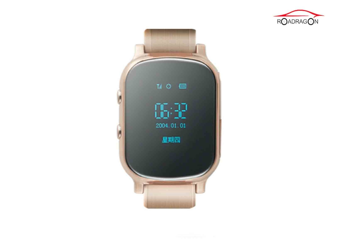 Free Platform Kids Smart Watch GPS Tracker GPRS Realtime Electronic Fence
