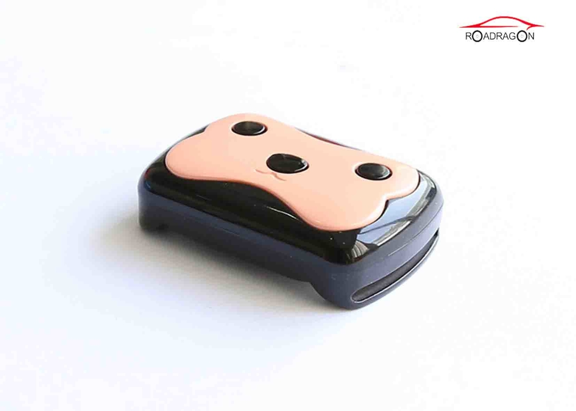 LBS Monitor Gps GSM Animal Tracking Device Anti - Harassment With Collar